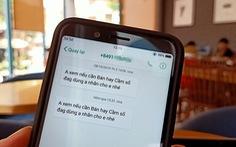 Siết tin nhắn, cuộc gọi 'rác': Vô vọng với nhà mạng!