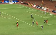 Trực tiếp: Trận đấu Việt Nam gặp Thái Lan