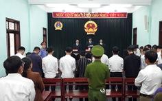 Gần 49 năm tù cho 10 kẻ hiếp dâm tập thể nữ sinh tại Quảng Trị