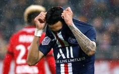 Phung phí cơ hội, PSG thua ngược đội chót bảng Dijon