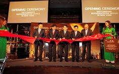 Ngân hàng Vietcombank khai trương văn phòng đại diện tại Mỹ