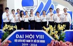 Đại hội Hội Liên hiệp Thanh niên VN TP.HCM: Nhiều cơ hội nhưng cũng nhiều thách thức