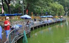 Hồ tự nhiên để ngắm, TP.HCM lại tính bỏ cả trăm tỉ làm hồ khác chống ngập