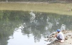 Nước đen ngòm xả ra sông Hàn Đà Nẵng là nước thải, bị ô nhiễm