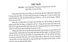Thư ngỏ ngày 20-11 dành cho cô Út Thanh