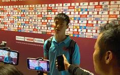 Trung vệ Duy Mạnh: 'Văn Hậu chỉ theo sát chứ chưa phạm lỗi với thủ môn Kawin'