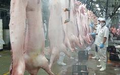 Giá thịt heo bình ổn được điều chỉnh tăng thêm 8.000-35.000 đồng/kg