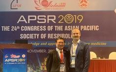 GSK đồng hành cùng Hội nghị Hô hấp châu Á - Thái Bình Dương (APSR) 2019