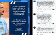 CĐV Thái 'bênh' trợ lý Todic, cười cợt Việt Nam 'cay cú vì không thắng nổi Thái'
