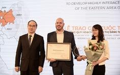 Đội Sasaki-encity đoạt giải nhất về quy hoạch khu đô thị sáng tạo