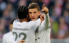 Bayern Munich tiếp tục 'thăng hoa' cùng HLV tạm quyền Flick