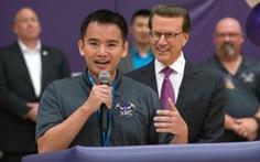 Thầy giáo người Mỹ gốc Việt được trao 'Oscar giáo dục': Tôi chỉ muốn được gọi là thầy giáo!