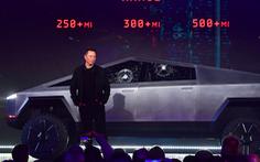 Elon Musk 'quê độ' vì màn thử kính chống đạn, tài sản bốc hơi 770 triệu USD