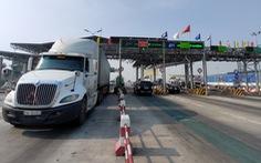 Bộ kiến nghị gia hạn tiến độ thu phí tự động ở 37 tuyến cao tốc, trạm thu phí