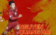 Fox Sports Asia: 'Quang Hải, 1 trong 6 cầu thủ đáng xem nhất SEA Games 30'