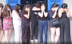 Video: 22 nam thanh, nữ tú xuống Vũng Tàu thuê biệt thự chơi thuốc lắc