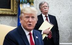 Cựu cố vấn John Bolton được Twitter trả lại tài khoản 'bị Nhà Trắng chặn'