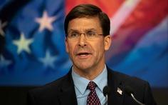 Bộ trưởng Hải quân Mỹ bị buộc từ chức vì qua mặt cấp trên