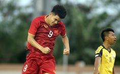 U22 Việt Nam - Brunei 6-0: Như một trận đá tập