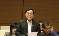 Từ 'kỳ án' gỗ trắc, đại biểu Quốc hội đề nghị tháo nút thắt về giám định