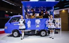 Mô hình kinh doanh độc đáo trên Suzuki Super Carry Pro