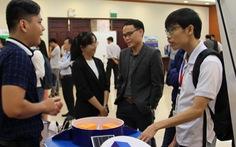 Sinh viên ĐH Quốc gia TP.HCM được học cùng lúc hai ngành
