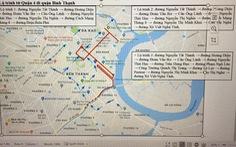 Cấm xe ra vào 8 tuyến đường lớn phục vụ giải Marathon quốc tế TP.HCM 2019