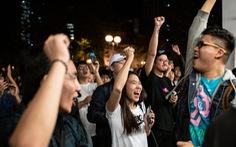 Báo Trung Quốc 'lơ' kết quả bầu cử ở Hong Kong
