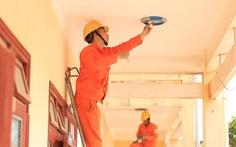 Hơn 31% khách hàng miền Bắc trả tiền điện không dùng tiền mặt