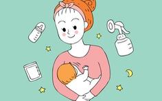 Có nên nằm than và kiêng tắm gội sau sinh ?