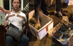 Công an thu giữ 17 bánh heroin trong đường dây ma túy xuyên quốc gia