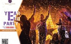 Grand Mercure Danang ưu đãi trọn gói tiệc cuối năm