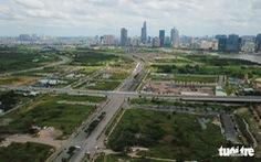Quận 2 đề xuất tiếp tục thu hồi đất cho dự án Khu đô thị mới Thủ Thiêm