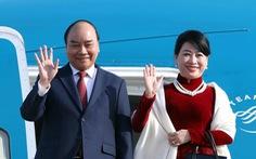 Thủ tướng Nguyễn Xuân Phúc thăm chính thức Hàn Quốc