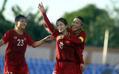 Tuyển nữ Việt Nam - Thái Lan 1-1: Hòa là hợp lý