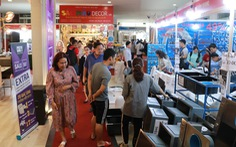Hội chợ nội thất giảm giá kịch sàn, đón cao điểm Black Friday