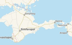 Apple thay đổi bản đồ Crimea theo yêu cầu của Nga