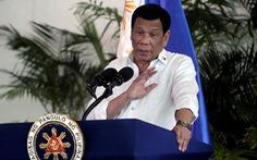 Ông Duterte không tin người đứng đầu tổ chức SEA Games 30 tham nhũng