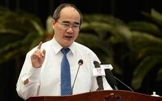 Bí thư Nguyễn Thiện Nhân: 'Để lỡ thời gian vàng chống dịch là có lỗi với đất nước'