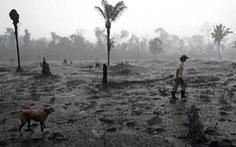 Thảm họa khí hậu toàn cầu: Tíc tắc, tíc tắc