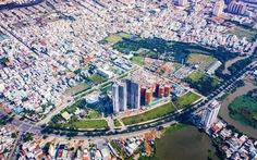 Eco Green Saigon ghi điểm nhờ tiến độ xây dựng