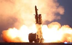 Triều Tiên xác nhận phóng tên lửa đa nòng siêu lớn
