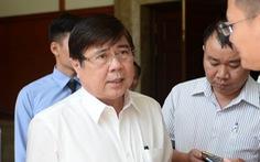 Chủ tịch UBND TP.HCM: 'Kiên quyết xử lý tình trạng lấn sông, kênh rạch'