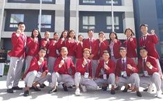 Thượng cờ đoàn Thể thao Việt Nam tại SEA Games 30