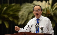 Bí thư Thành ủy Nguyễn Thiện Nhân: 'Cán bộ làm sai thì sao bắt dân làm đúng được!'