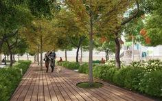 Đại dự án ZEITGEIST thêm nhiều mảng xanh cho Nhà Bè