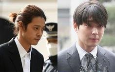 Bê bối tình dục, Jung Joon Young và Choi Jong Hoon bị kết án tù giam