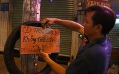 Sài Gòn dễ thương: Có tiền cũng vá, không tiền cũng vá xe