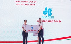 Hòa Bình tài trợ 500 triệu đồng phẫu thuật tim cho trẻ em nghèo