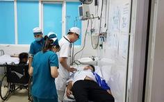 Công an Hải Phòng nêu lý do 2 sinh viên nhập viện sau khi bị công an phường tạm giữ